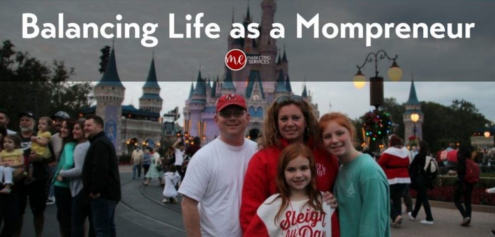 Balancing Life as a Mompreneur