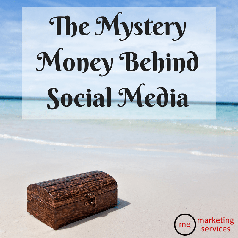 The Mystery Money Behind Social Media