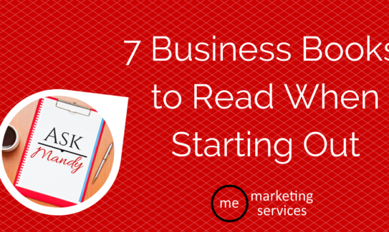 7 Business Books to Read When Starting Out