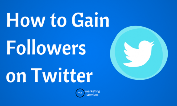 How to Gain Followers on Twitter