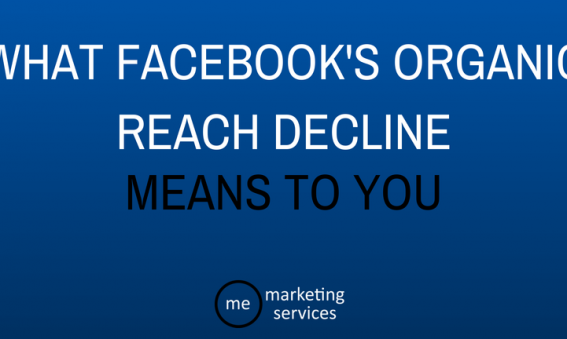 What Facebook's Organic Reach Decline Means to You
