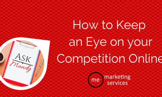 How to Keep an Eye on your Competition Online