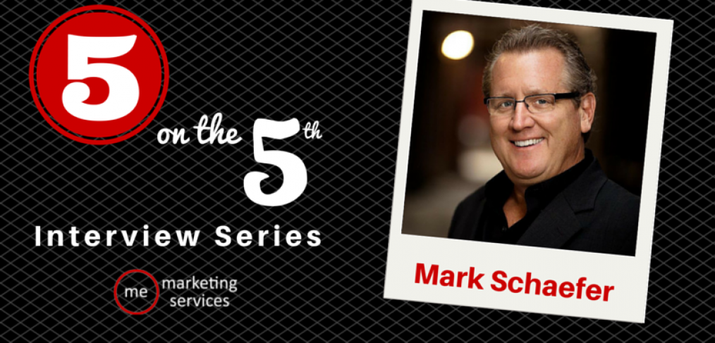 5 on the 5th Interview - Mark Schaefer