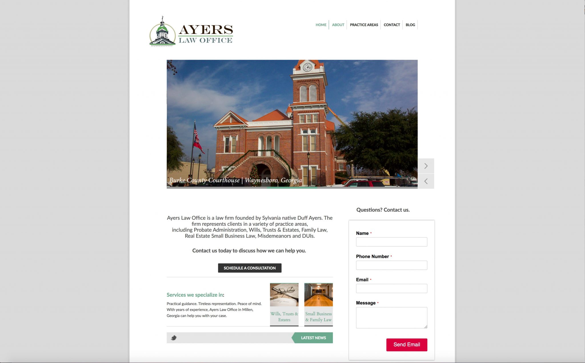 Ayers Law Firm