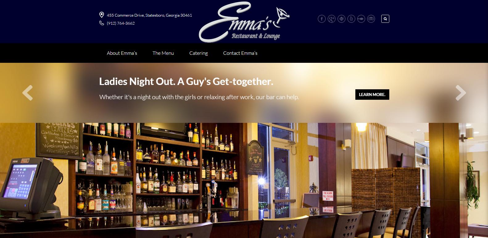 Emma's Restaurant & Lounge