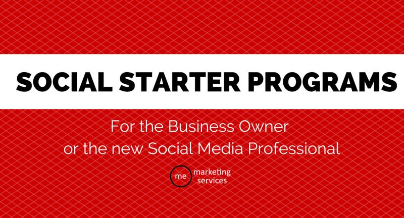 social starter program mandy edwards me marketing services social media marketing digital marketing