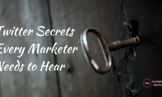 Twitter Secrets Every Marketer Needs to Hear