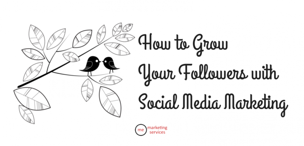 How to Grow Your Followers with Social Media Marketing