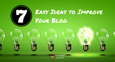 7 Easy Ideas to Improve Your Blog