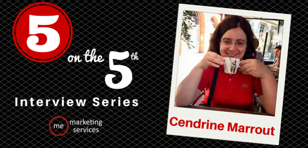 5 on the 5th Interview - Cendrine Marrout