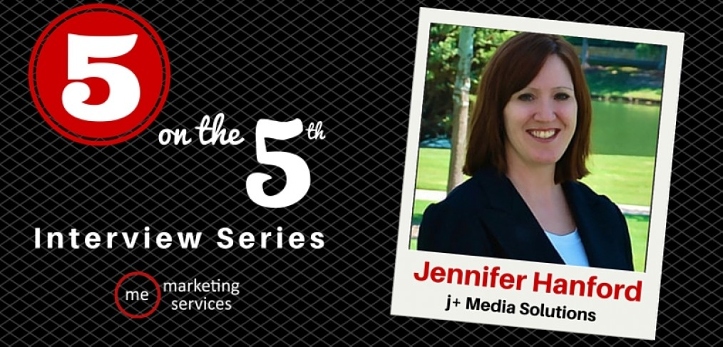 5 on the 5th - Jenn Hanford