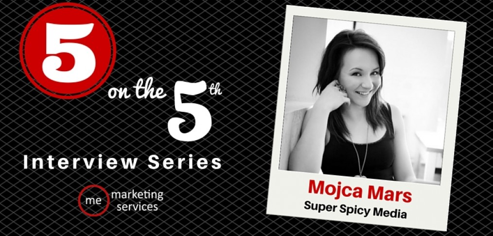 5 on the 5th Interview - Mojca Mars