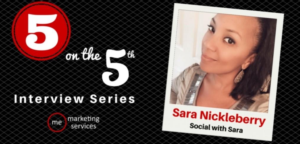 5 on the 5th - Sara Nickleberry