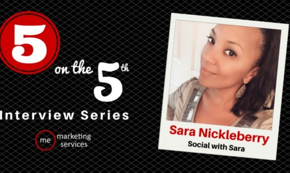 5 on the 5th - Sara Nickleberry