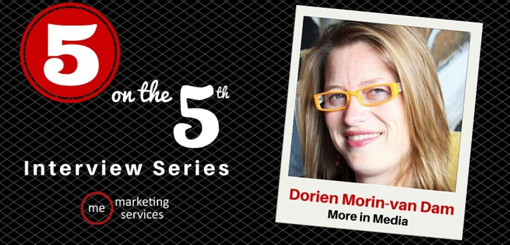 5 on the 5th Interview Dorien Morin-van Dam