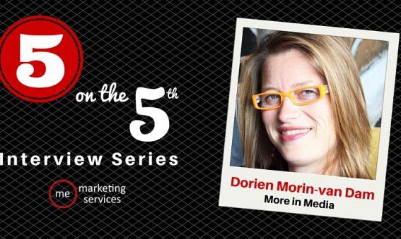 5 on the 5th Interview Dorien Morin-van Dam