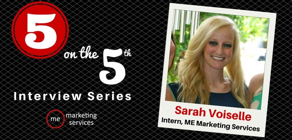 5 on the 5th - Sarah Voiselle