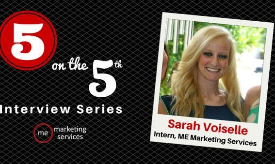 5 on the 5th - Sarah Voiselle