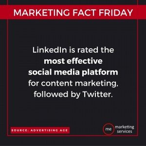 Marketing Fact Friday 3.11