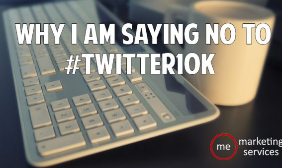 say no to twitter 10k