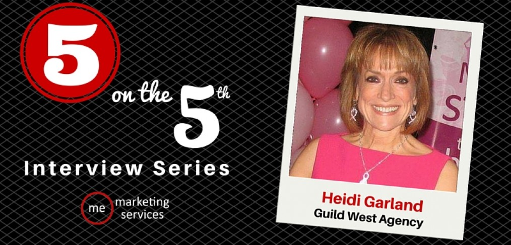 5 on the 5th Interview Heidi Garland