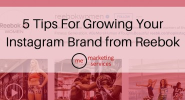5 Tips For Growing Your Instagram Brand from Reebok