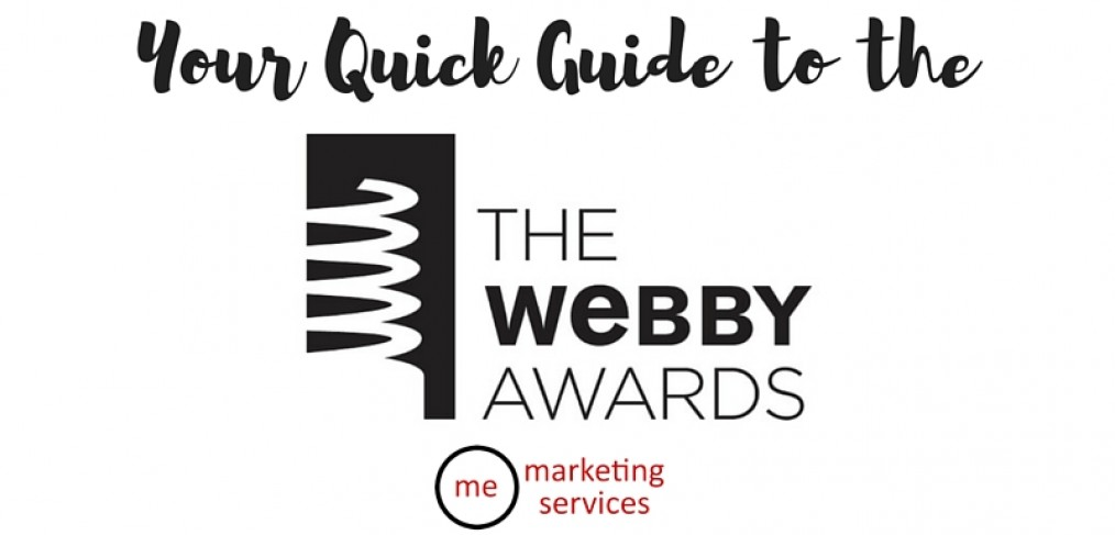 Your Quick Guide to The Webbys