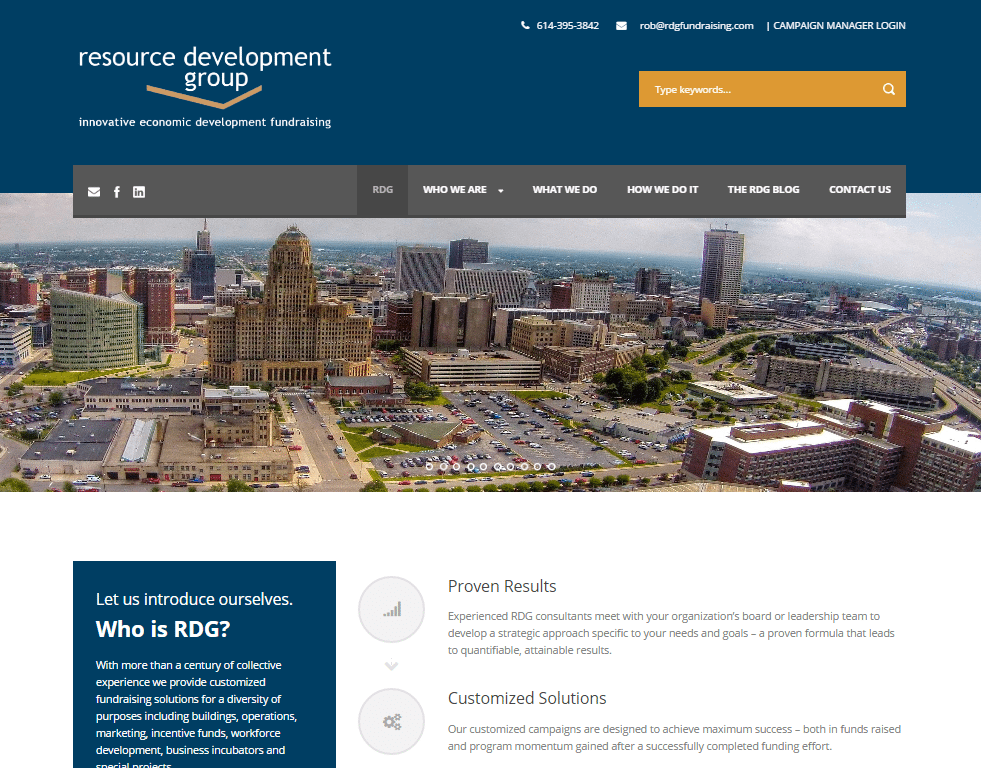 Resource Development Group