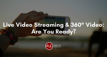 Live Video Streaming and 360° Video, Are You Ready?