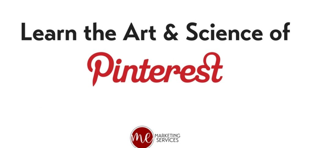 earn the art & science of pinterest