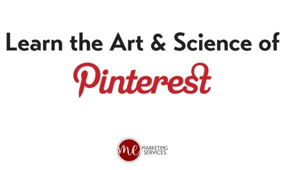 earn the art & science of pinterest