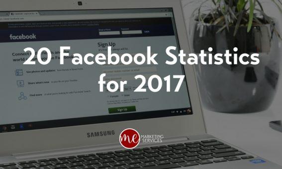 20 Facebook Statistics for 2017