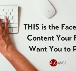 THIS is the Facebook Content Your Fans Want You to Post