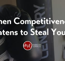 When Competitiveness Threatens to Steal Your Joy