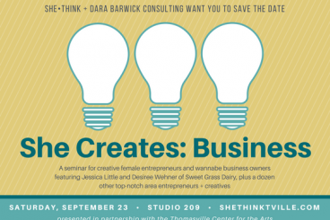 She Creates: Business, September 2017