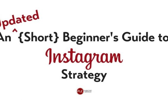 An Updated {Short} Beginner's Guide to Instagram Strategy