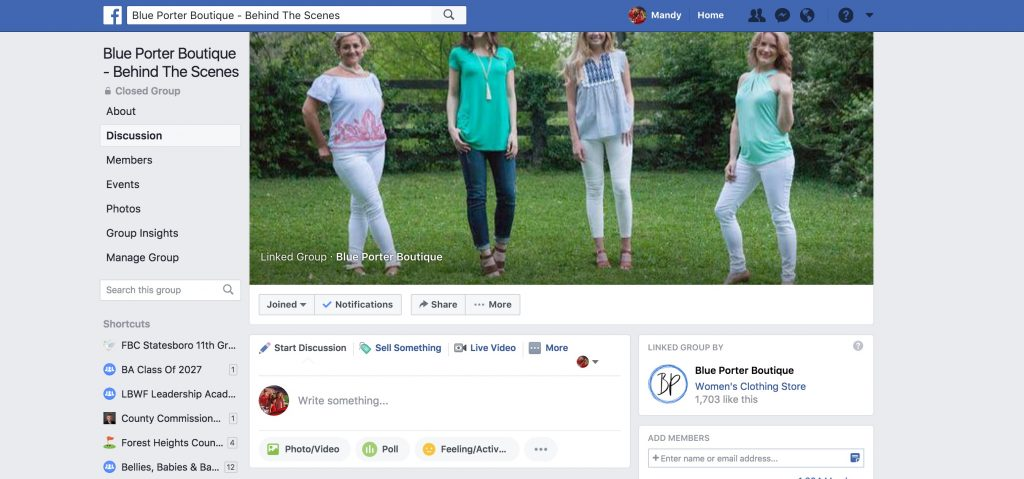 facebook group marketing strategy