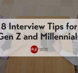 8 Interview Tips for Gen Z and Millennials
