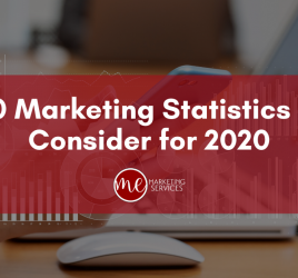 30 Marketing Statistics to Consider for 2020