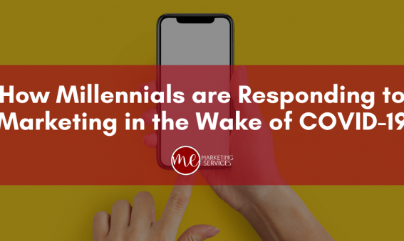 How Millennials are Responding to Marketing in the Wake of COVID-19