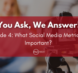 what social media metrics are important