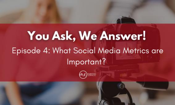 what social media metrics are important