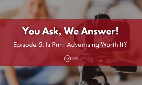 Is print advertising worth it