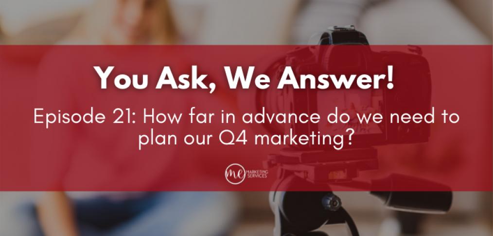 q4 marketing